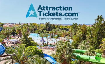 5% Off ⚡ UK Theme Parks Tickets | AttractionTickets.com Discount Code