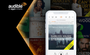 Free 30-Day Trial with a Free Audiobook of your Choice   Audible.co.uk Promo