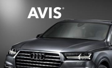 Receive up to 10% Off UK Car Rentals at Avis Rent A Car