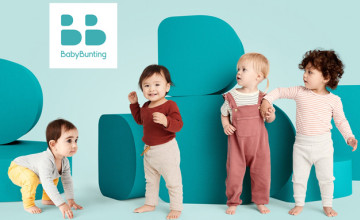 😎 Up To 50% Off with this Baby Bunting Catalogue Sale