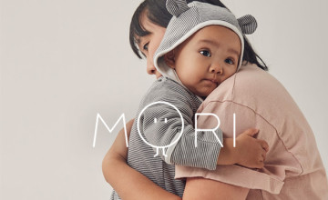 £10 Gift Card with Orders Over £80 at Baby Mori