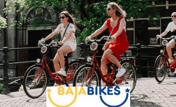 Geniet van 5% Korting op een Fietstour in Florence met Baja Bikes