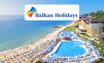 Up to 10% Off Online Bookings at Balkan Holidays