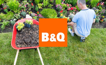 Free £15 Voucher 😍 with Orders Over £150 at B&Q