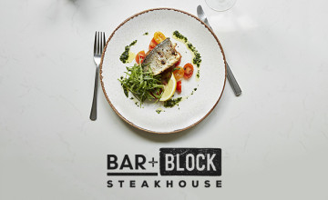 Register for the Newsletter for a 25% Discount on Your First Order at Bar + Block