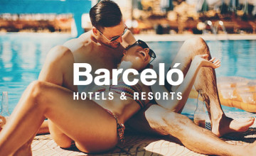 Get Membership & Enjoy 10% Discount at Barcelo Hotels & Resorts