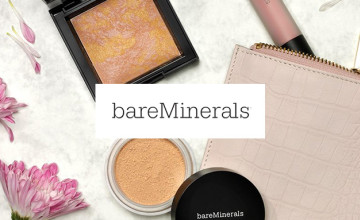 Get 10% Off Your First Order When You Sign Up for Newsletter at bareMinerals