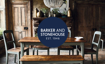 Free £25 Voucher with Orders Over £500 at Barker and Stonehouse