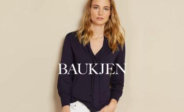 15% Off Orders with Newsletter Sign-ups at Baukjen