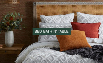 15% Off Selected Full Price Products with Bed Bath N' Table Rewards