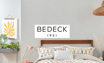 10% Off First Orders Over £49 at Bedeck