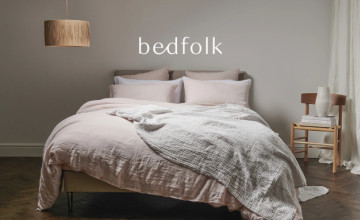 £10 Off Your First Order with Newsletter Sign-ups at Bedfolk