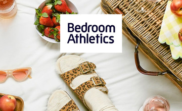 Save 10% On First Order at Bedroom Athletics