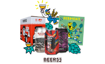 Free Case of Beer with Subscriptions | Beer52 Discount Code