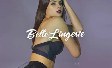 Free £5 Voucher with Orders Over £50 at Belle Lingerie