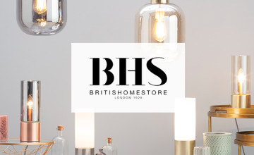 Up to 50% Off in the Sale at BHS