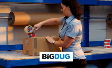 Free Tastecard with Orders Over £99 at BiGDUG