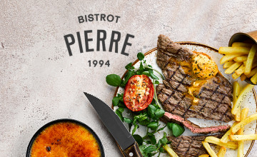 Afternoon Tea or Sparkling Afternoon Tea for Two from £19.95 at Bistrot Pierre