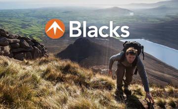 Save 60% on Selected Sale Orders at Blacks