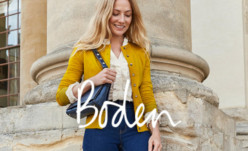 10% Off Full Price Styles + Free Delivery at Boden