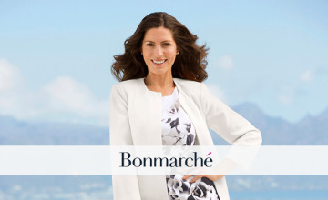 Free Delivery on Orders Over £30 at Bonmarché