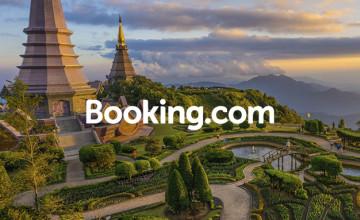 40% Rabatt auf ausgewählte Deals des Tages bei Booking.com