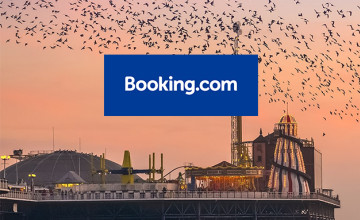 Free £45 Voucher with Upfront Bookings Over £400 at Booking.com
