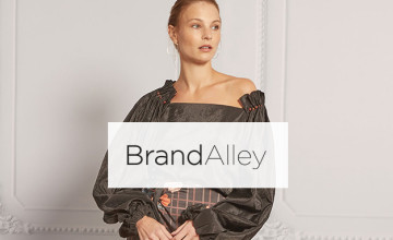 £20 Off Orders Over £80 with Friend Referrals at BrandAlley