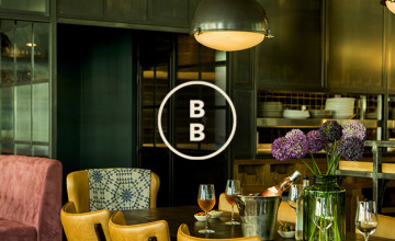 Treat Yourself to a Two-Course Sunday Menu from Just £20 at Brasserie Blanc