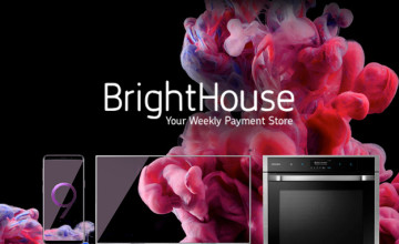 Discover All the Latest Offers and Deals When you Sign-up to the Newsletter at Brighthouse