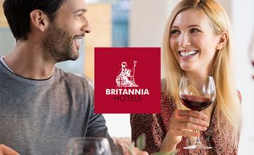 £50 Voucher When You Spend £500 🤑 Britannia Hotels Rewards