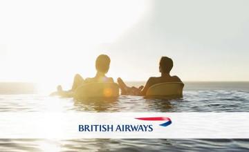 Summer Holidays from Under £300pp at British Airways