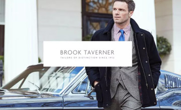 Up to 50% Off Orders in the Clearance at Brook Taverner