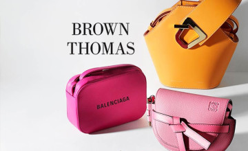 Find All the Latest Offers and Deals with Newsletter Sign-ups at Brown Thomas