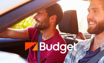 For All the Latest Offers and Exclusive Deals Sign-up to the Newsletters at Budget