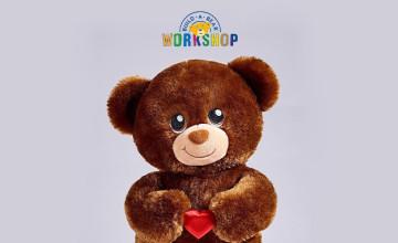 25% Off Selected Orders | Build-A-Bear Workshop Voucher Code