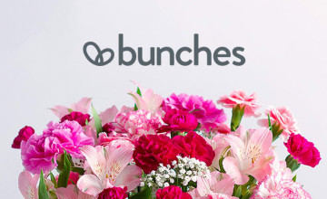 10% Off Orders | Bunches.co.uk Discount Code