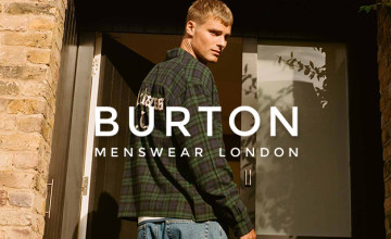 Free £10 Voucher with Orders Over £100 at Burton