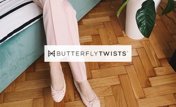 10% Off Orders at Butterfly Twists