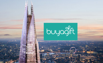 15% Off Days Out Bookings Over £75   Buyagift Savings Code