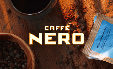 Free Hot Drink When You Download the Caffè Nero App