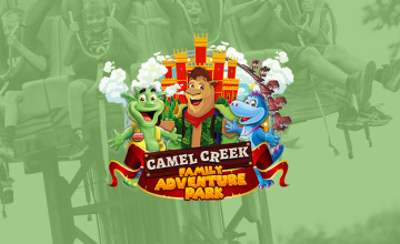 10% Gift Shop Discount with Camel Creek Annual Pass