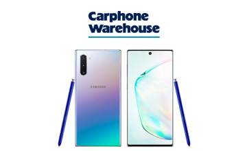 £30 Gift Card with New Pay Monthly Contract Purchases at Carphone Warehouse