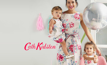Up to 50% Off in the Clearance at Cath Kidston