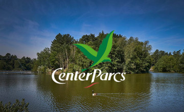 Gift Cards from £5 at Center Parcs