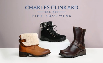 5% Off First Orders with Newsletter Sign-ups at Charles Clinkard