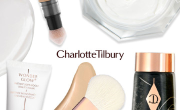 Save 10% on Orders with Newsletter Sign-ups at Charlotte Tilbury