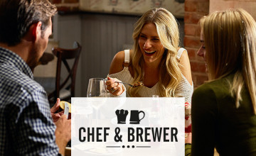 Book Your Table Now at Chef and Brewer