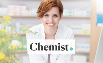 Save 15% on Your First Order When You Sign-up to Newsletter at Chemist.co.uk