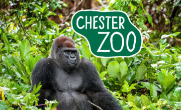 10% Off Membership Orders with Direct Debit Payments at Chester Zoo